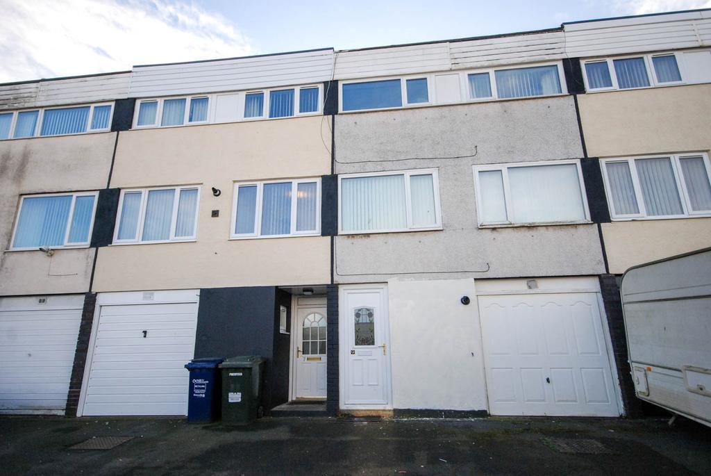 3 Bedrooms Terraced House for sale in Laverock Place, Kenton