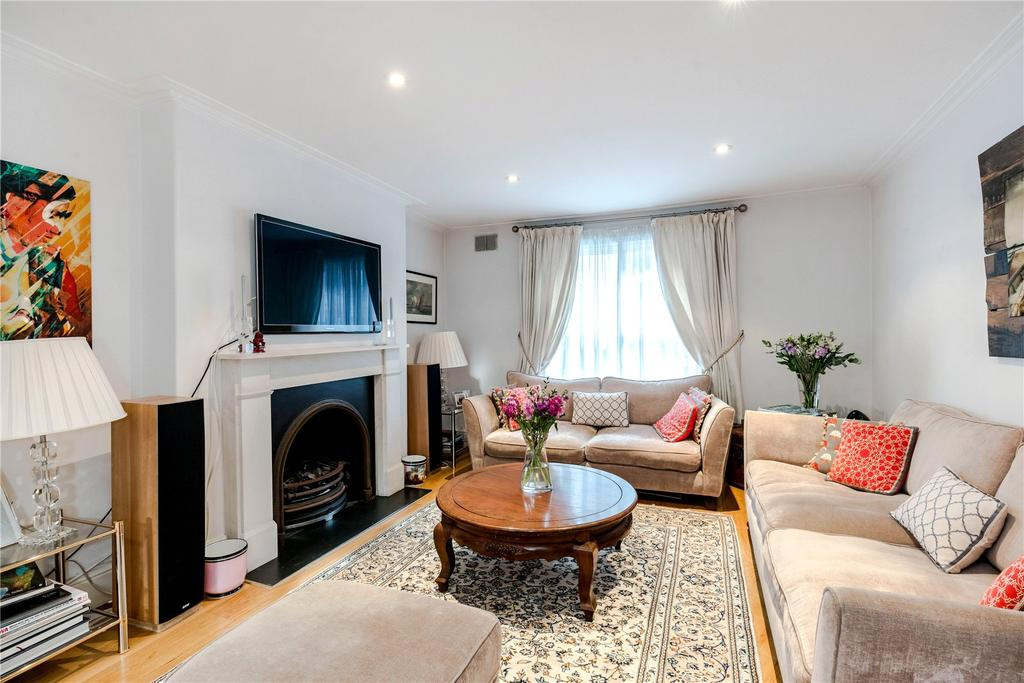 4 Bedrooms Terraced House for sale in Horseferry Road, Westminster, London, SW1P
