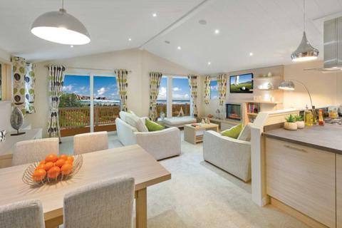 2 bedroom lodge for sale - Ladram Bay Holiday Park