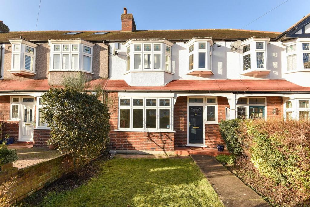 3 Bedrooms Terraced House for sale in Westway, Raynes Park