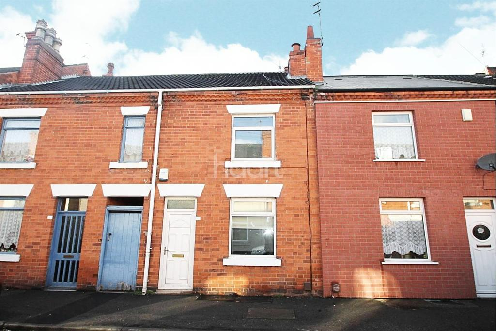 3 Bedrooms Terraced House for sale in Carlingford Road, Nottingham