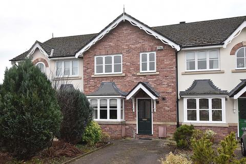 3 bedroom mews to rent - The Lawns, Wilmslow