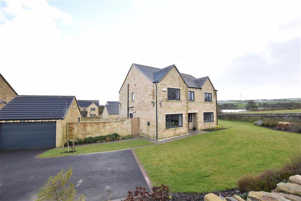 5 Bedrooms Detached House for sale in Summerford, Ingbirchworth, Sheffield, S36