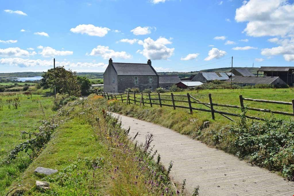 Plot Commercial for sale in Stithians, Cornwall, TR16