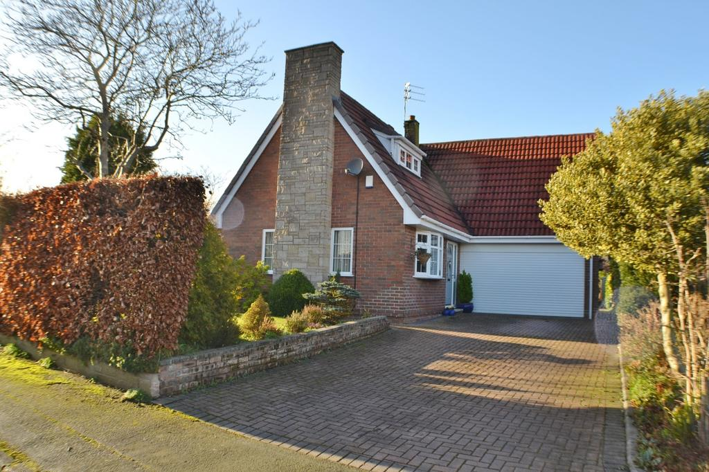 4 Bedrooms Detached House for sale in Meadow Close, Goostrey