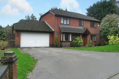 4 bedroom detached house for sale - Courtenay Close, Old St Mellons, Cardiff