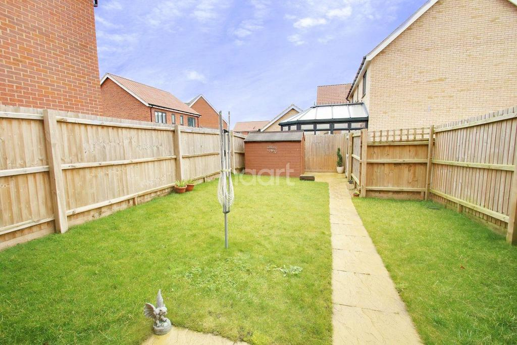 3 Bedrooms Semi Detached House for sale in Otter Road, Cambourne