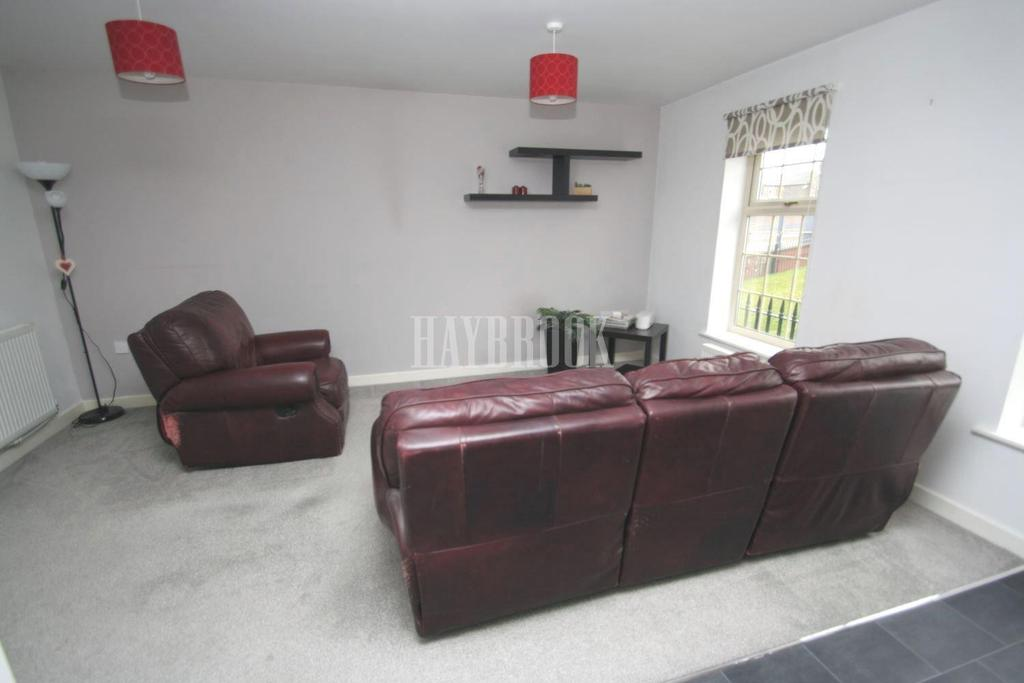2 Bedrooms Flat for sale in Kirkby View, Gleadless