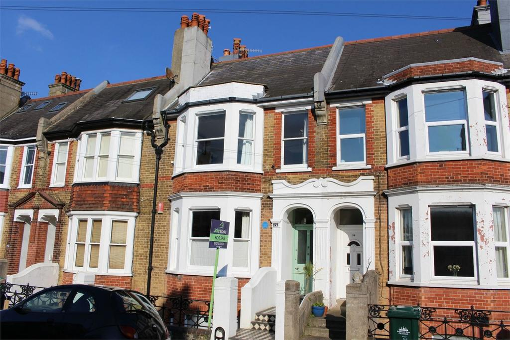 5 Bedrooms Terraced House for sale in Compton Road, BRIGHTON, East Sussex