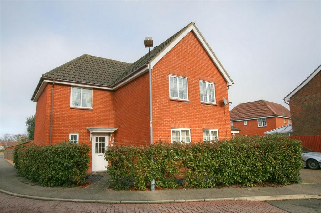 4 Bedrooms Detached House for sale in Kingfisher Road, NR17 2RL, Attleborough, ATTLEBOROUGH, Norfolk