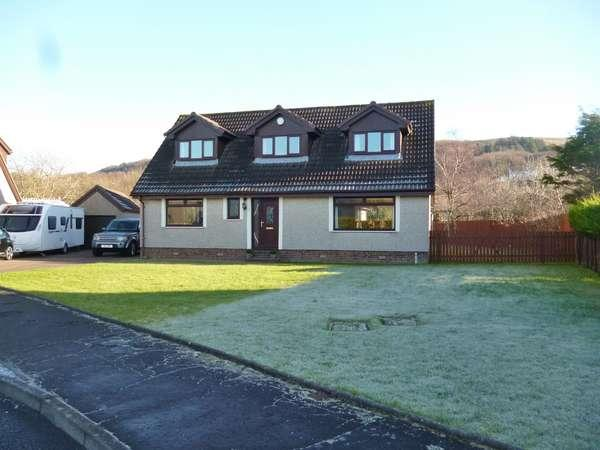 5 Bedrooms Detached House for sale in 17 Marine Court, Fairlie, KA29 0BN