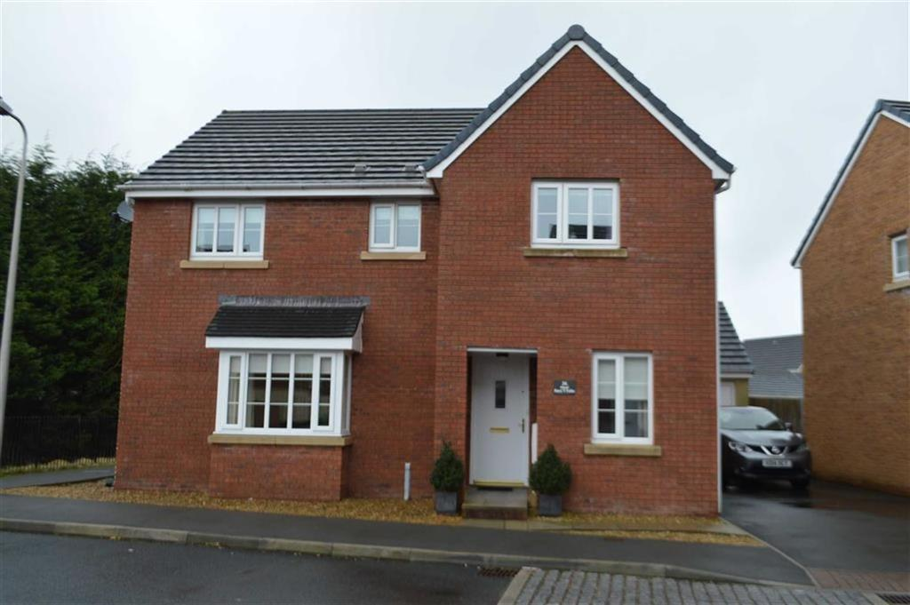 4 Bedrooms Detached House for sale in Heol Banc Y Felin, Swansea, SA4