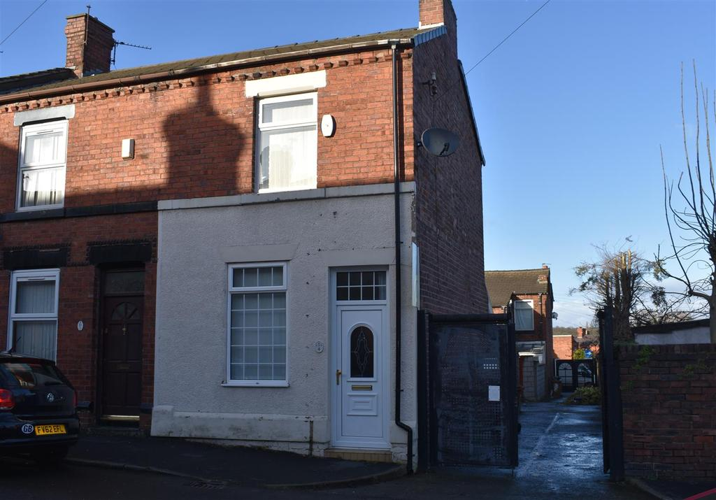 2 Bedrooms End Of Terrace House for sale in Bronte Street, St. Helens