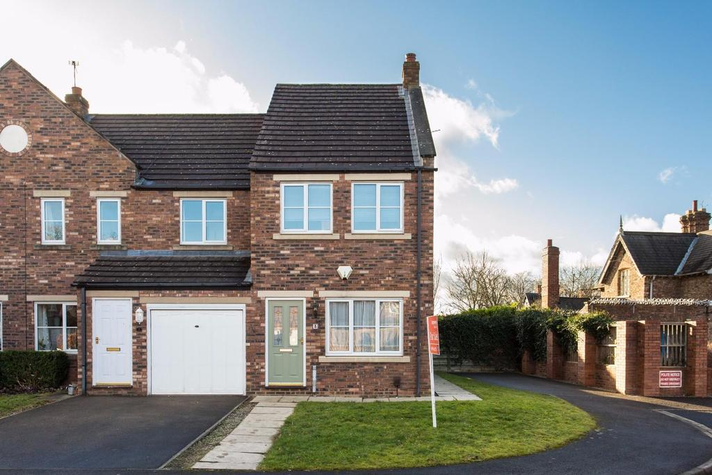 2 Bedrooms Terraced House for sale in Kerrside, Shipton Road, York