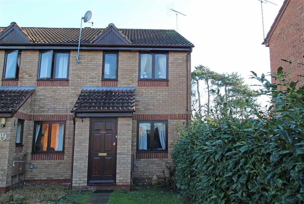 2 Bedrooms End Of Terrace House for sale in The Mallards, LEOMINSTER, Leominster
