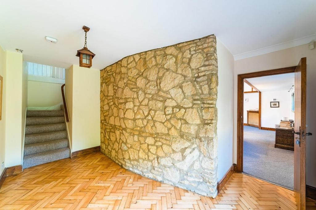 Annexe Hallway