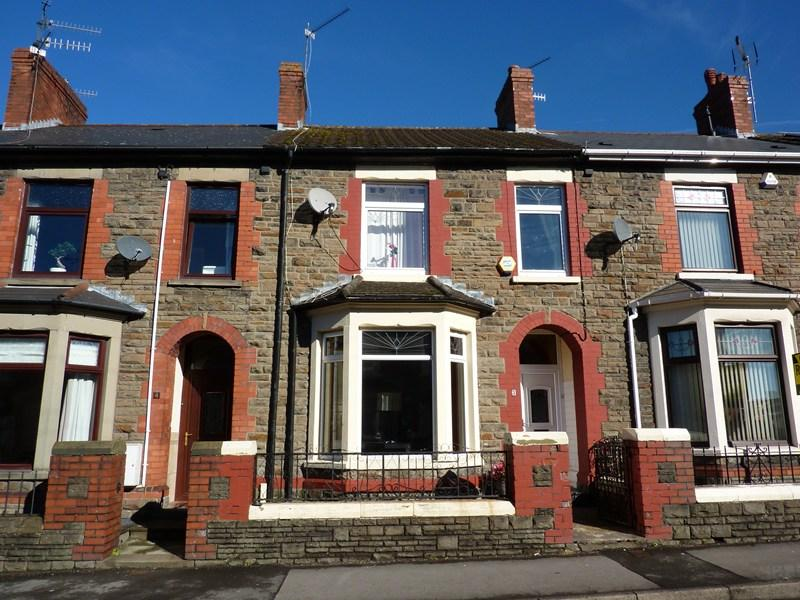 4 Bedrooms Terraced House for sale in Standard Villas, Caerphilly