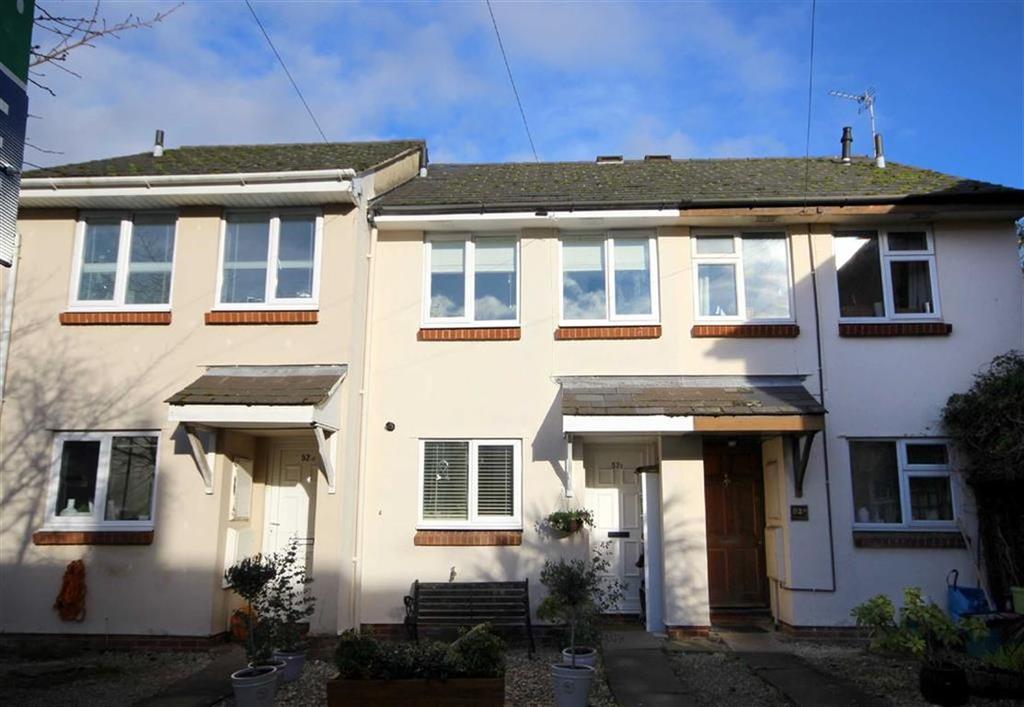 2 Bedrooms Terraced House for sale in Moorend Crescent, Leckhampton, Cheltenham, GL53