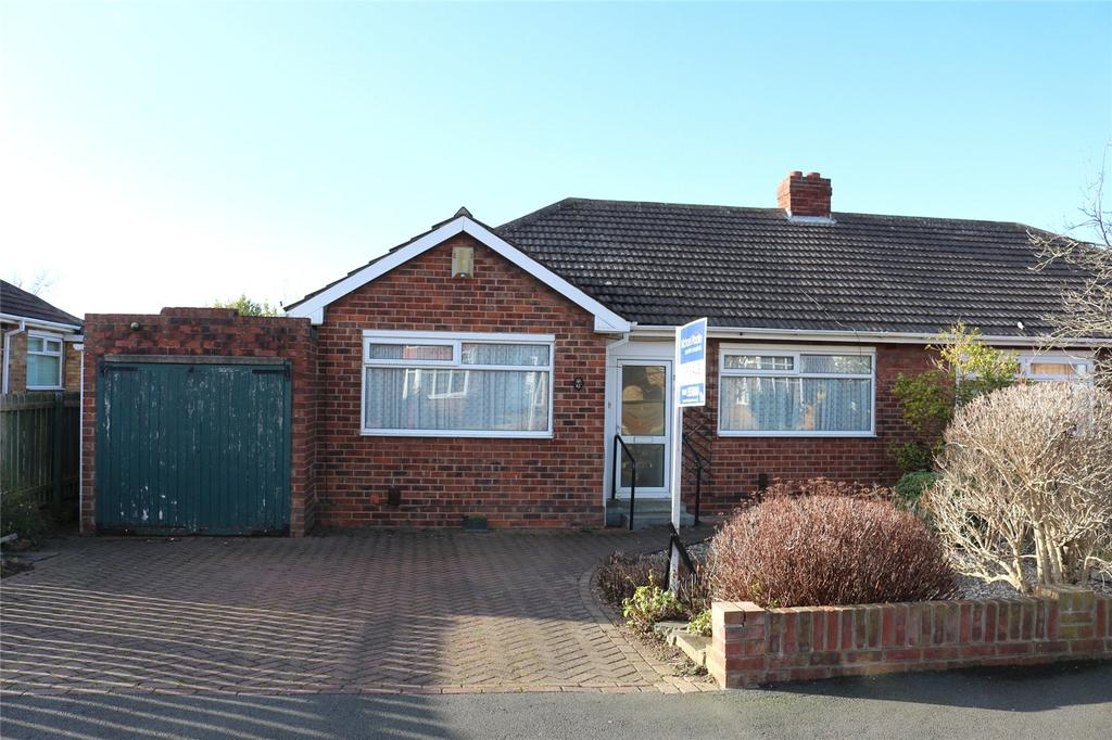 2 Bedrooms Semi Detached Bungalow for sale in Richardson Road, Thornaby