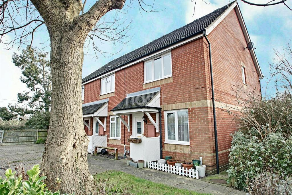 2 Bedrooms End Of Terrace House for sale in The Gardiners, Harlow