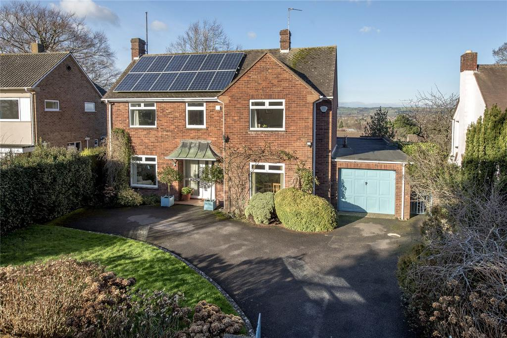 4 Bedrooms Detached House for sale in Belmont Drive, Taunton, Somerset