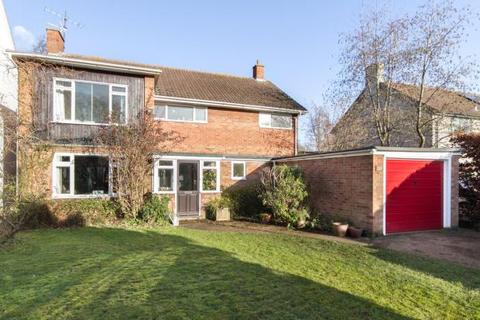 4 bedroom house to rent - Rutherford Road, Cambridge