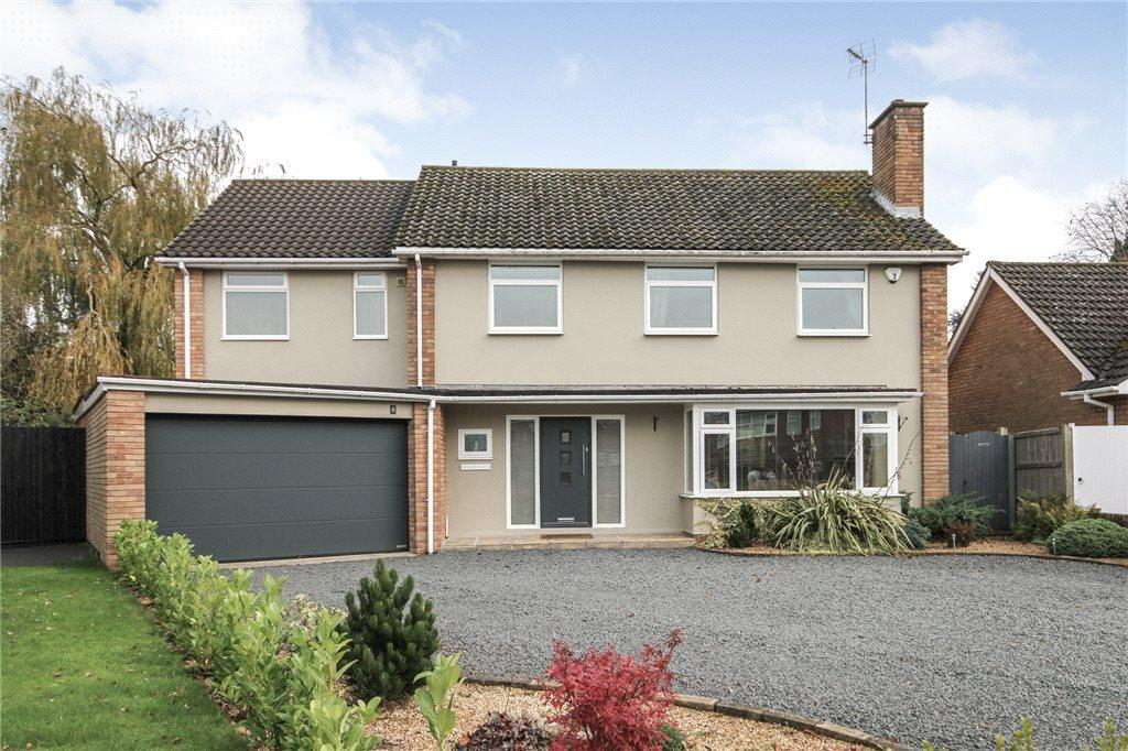 5 Bedrooms Detached House for sale in Greenroyde, Pedmore, Stourbridge, West Midlands, DY9