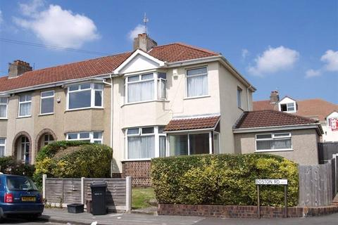 3 bedroom end of terrace house to rent - Boston Road, Horfield, Bristol, BS7