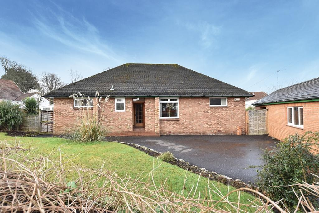 4 Bedrooms Detached Bungalow for sale in 3 Corsehill Place, Ayr, KA7 2SU