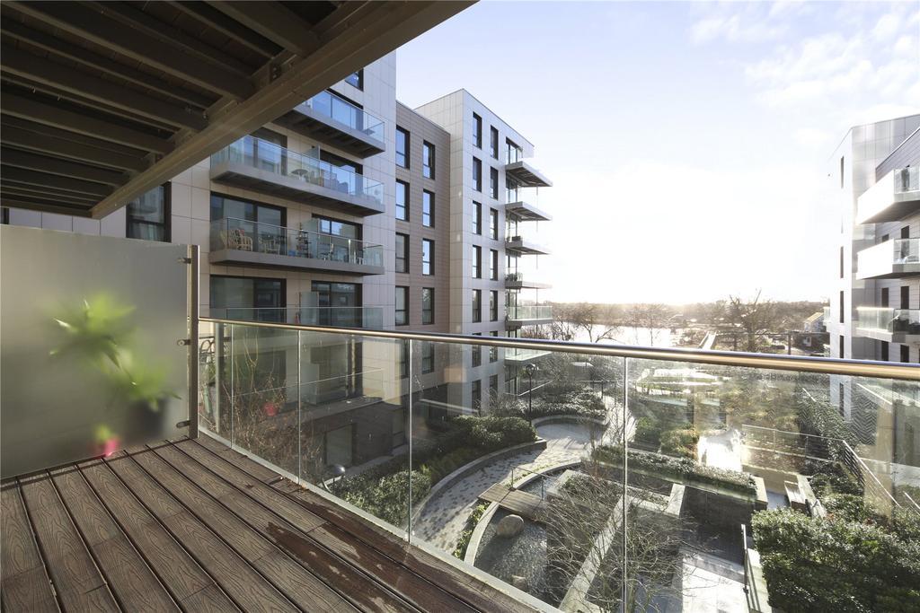 3 Bedrooms Flat for rent in City View Apartments, Devan Grove, London, N4