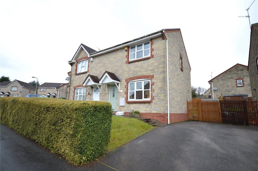 3 Bedrooms Semi Detached House for sale in Ireton Close, Pontprennau, Cardiff, CF23