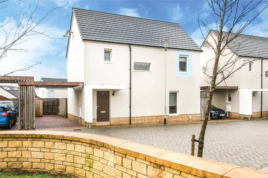 3 Bedrooms Detached House for sale in Picketlaw Road, Eaglesham, Glasgow