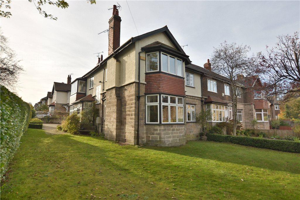 4 Bedrooms Semi Detached House for sale in Beechroyd, Park Drive, Harrogate, North Yorkshire