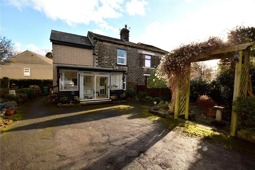 2 Bedrooms Semi Detached House for sale in Clough Cottage, Radcliffe Lane, Pudsey, West Yorkshire