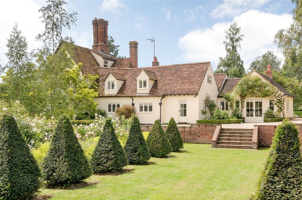 6 Bedrooms House for sale in Church Hill, Hempstead, Saffron Walden, Essex