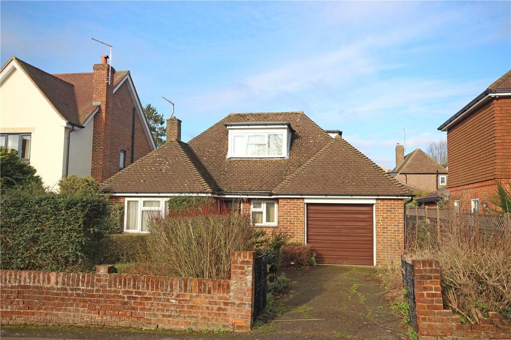 3 Bedrooms Detached House for sale in Spenser Road, Harpenden, Hertfordshire