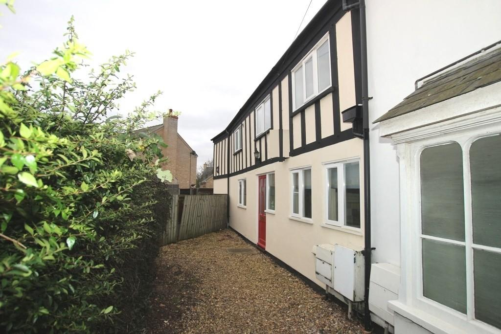 3 Bedrooms End Of Terrace House for sale in Cowell Chambers, High Street