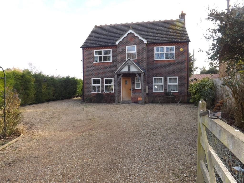 5 Bedrooms Detached House for sale in Cattle Dyke Gorefield
