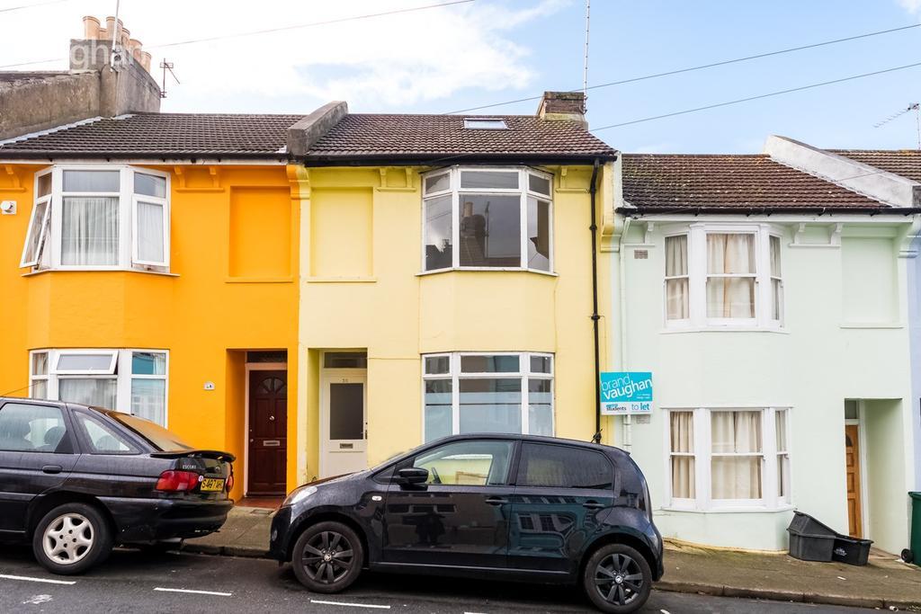 4 Bedrooms Terraced House for sale in Lynton Street, Brighton , Brighton , BN2
