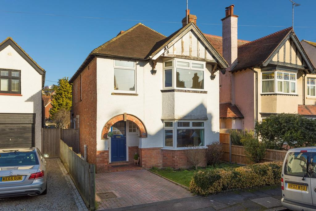 4 Bedrooms Detached House for sale in Earlsfield Road, Hythe, CT21