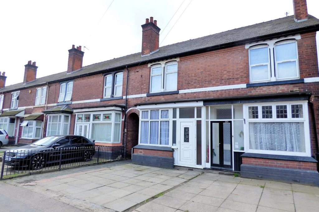 3 Bedrooms Terraced House for sale in Shobnall Road, Burton-on-Trent