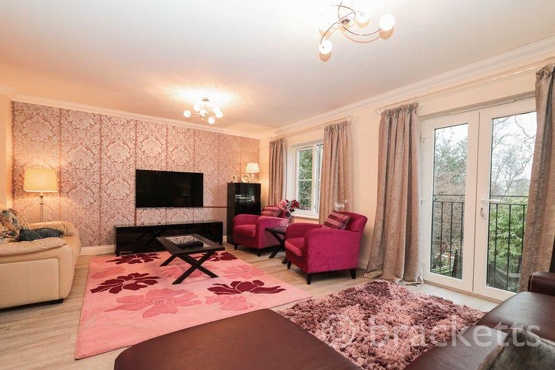 4 Bedrooms Terraced House for sale in Tetley Mews, Willicombe Park, Tunbridge Wells