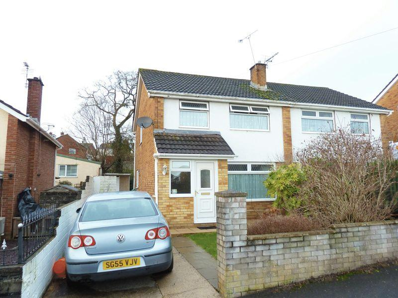 3 Bedrooms Semi Detached House for sale in Westminster Way Cefn Glas Bridgend CF31 4QX