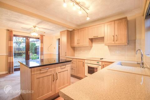 3 bedroom detached house to rent - Trubys Garden, Coffee Hall, Milton Keynes
