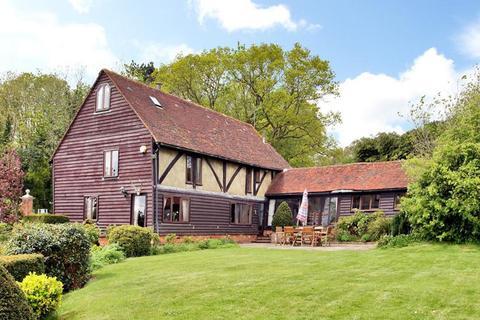 5 bedroom barn conversion to rent - Goudhurst