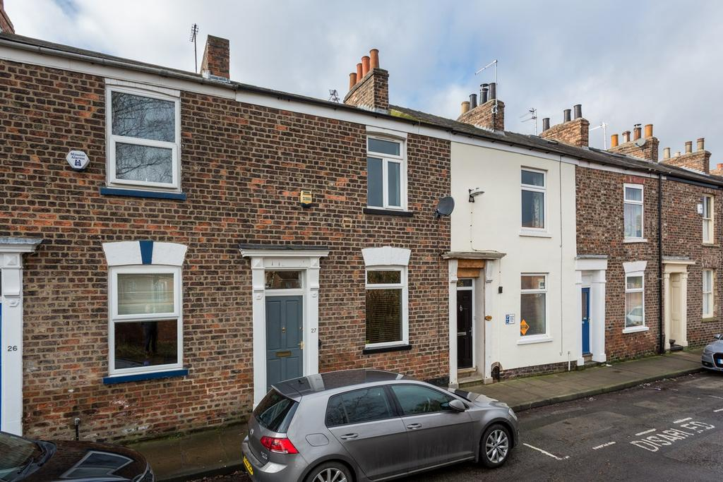 Railway terrace york yo24 2 bed terraced house for sale for The terrace land and house