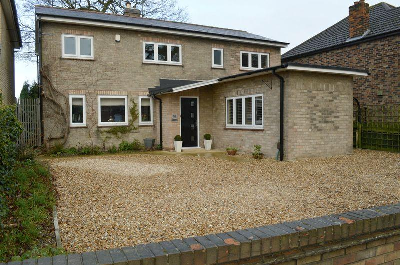 4 Bedrooms Detached House for sale in Greetwell Road, Lincoln