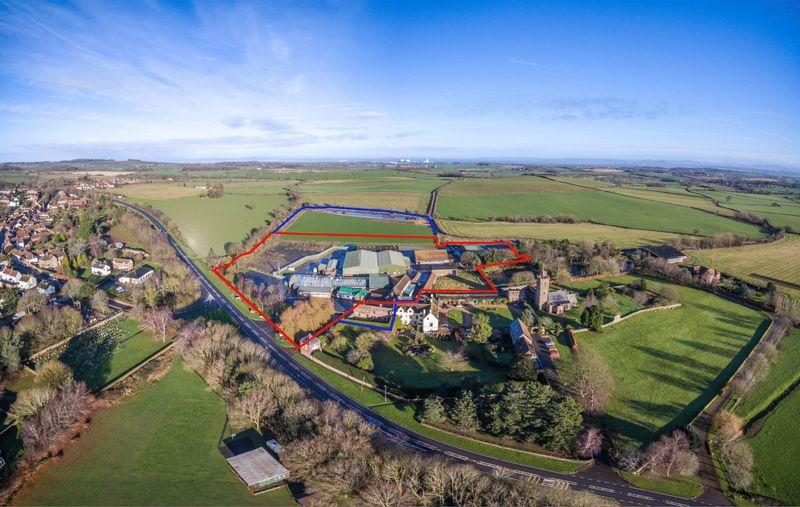 Residential Development Commercial for sale in Planning Consent for 50 New Residential Units Conversion of Barns to 7 Dwellings use of Industrial...