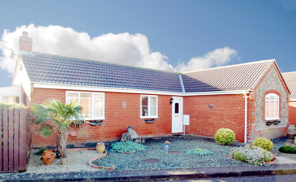 3 Bedrooms Detached Bungalow for sale in Anne Stannard Way, Bacton