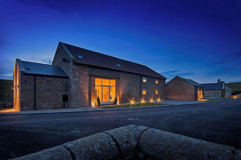 4 Bedrooms Semi Detached House for sale in Ulgham Park Farm, Morpeth